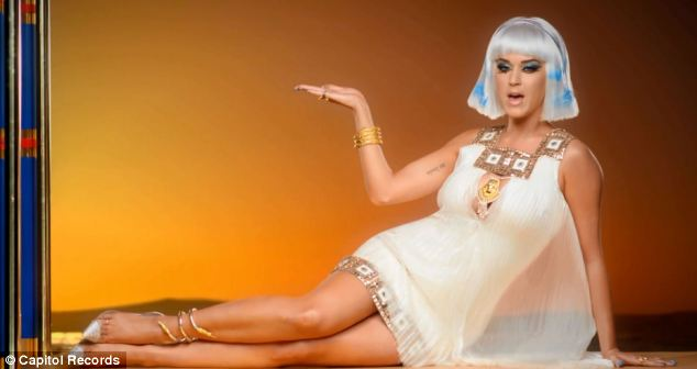 Geger Katy Perry