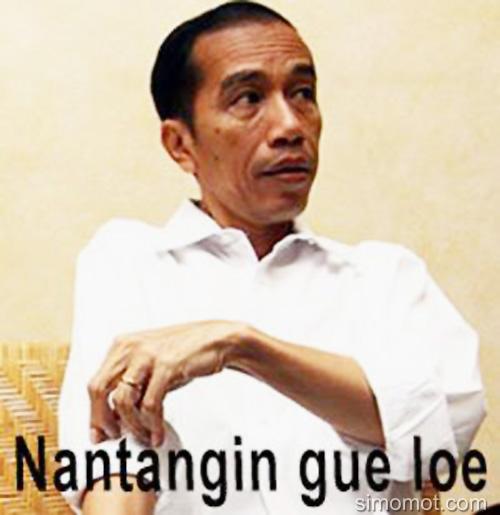ternyata benar jokowi adalah satrio piningit adhin jokowi for presiden