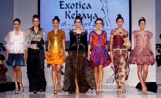 Exotica Kebaya 2014 Tandai Gebyar Peringatan Hari Kartini 2014 Manteb