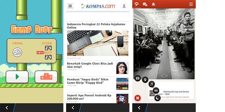Spek Harga Dan Review Lengkap BlackBerry Z Edisi Indonesia Hari Ini