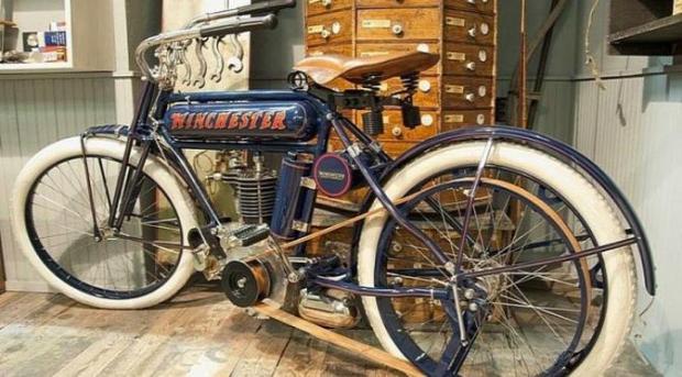 Winchester Pegang Rekor Harga Sepeda Motor Termahal Di