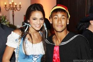 Bruna Marquezine (Neymar) 5