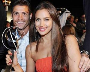 Irina Shayk (Cristiano Ronaldo) feat