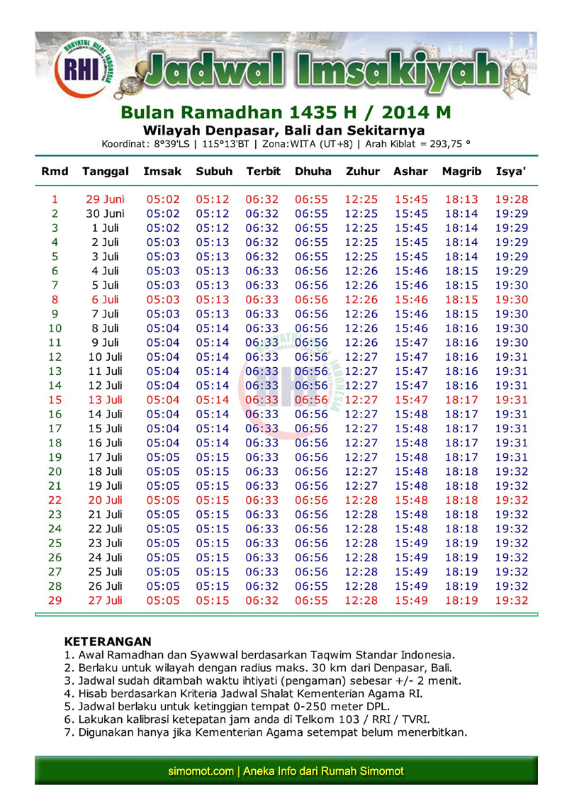 Jadwal Imsakiyah Samarinda | Car Interior Design