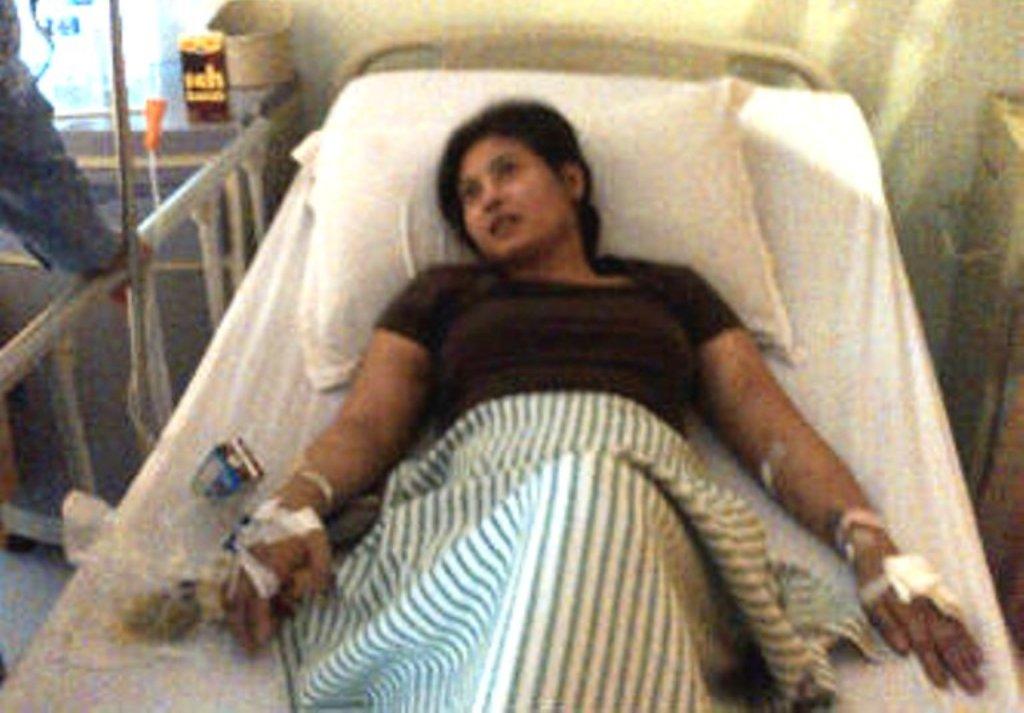 Novi Amalia terlantar 5 hari di RSCM, siapa yang menjebaknya?