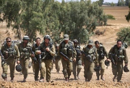 Peristiwa aneh dan ajaib ini muncul di perang Gaza