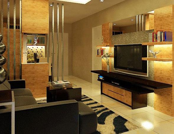 desain ruang keluarga rumah minimalis 001a2 si momot