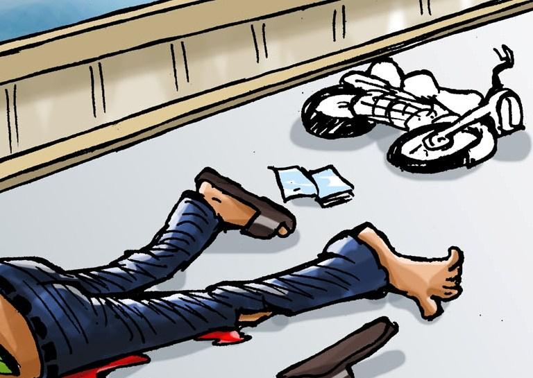 768 x 545 jpeg 109kB, Gambar Ilustrasi Kartun Kecelakaan | Caroldoey