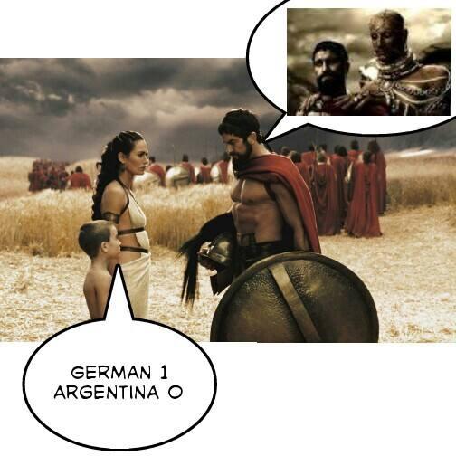 kumpulan meme Argentina vs Jerman5