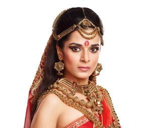 Pooja Sharma - Pemeran Draupadi Dalam Serial Mahabharata11