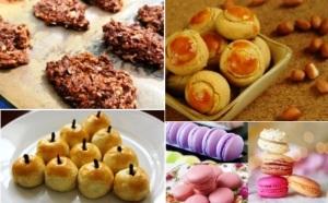 Resep masakan, kue dan minuman