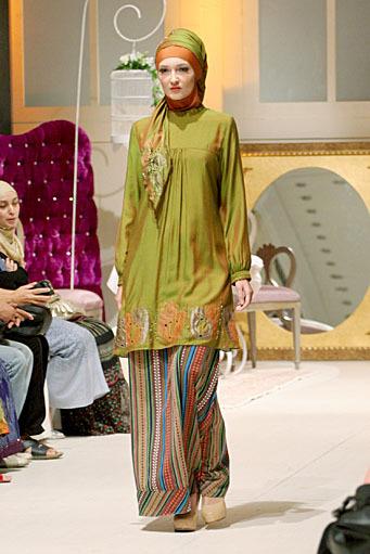 Blog Davin Creative Busana Baju Lebaran Muslim Yang Pas