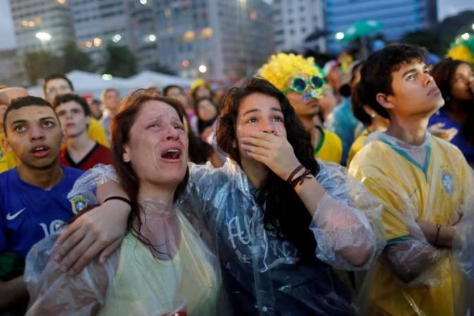 Jerman tundukkan Brasil 7-1