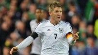 Bastian Schweinsteiger kapten baru Timnas Jerman