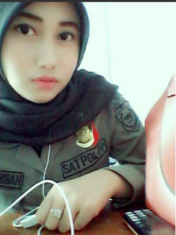 Nurul Habibah Satpol PP Cantik