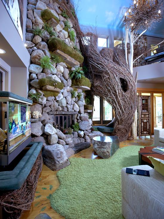 Top Desain Ruang Tamu Di Teras Rumah  desain rumah laman 4 si momot