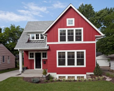 Rumah Bergaya Amerika (6)