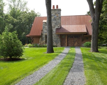 Rumah Bergaya Amerika (9)