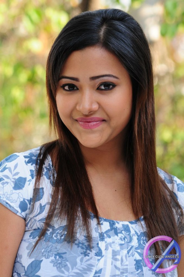 Aktris Bollywood, Shweta Basu Prasad. (Cute Angels)