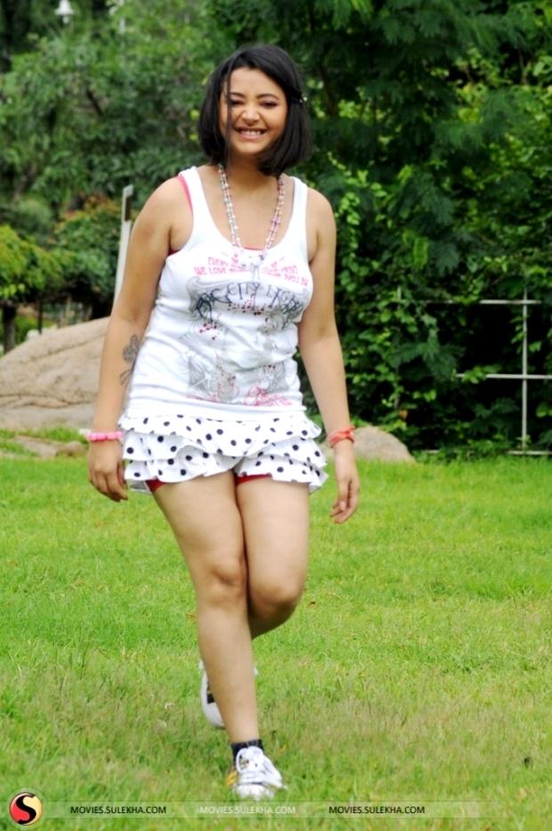Aktris cantik Bollywood, Shweta Basu Prasad. (Sulekha)