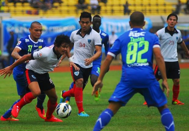 PBR berhasil lolos ke semi-final dan bakal menghadapi Persipura di babak tersebut.