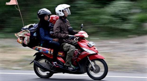 Cara menghemat bahan bakar motor matic