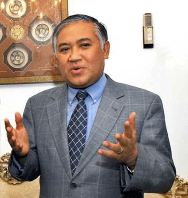 Din Syamsuddin. Ketua Umum MUI. (ANTARA)