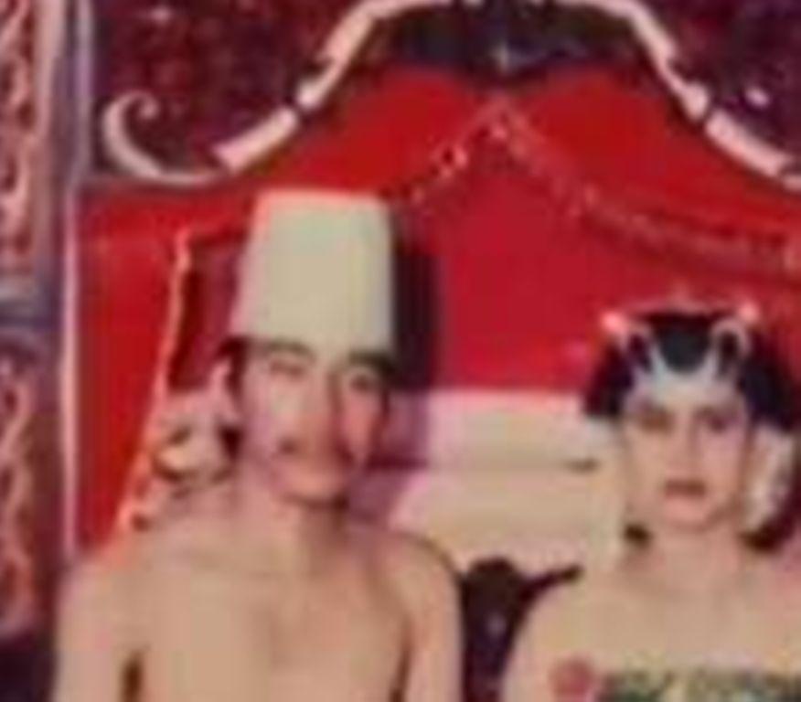 Jokowi menikah dengan Iriana. (Istimewa/Capture TVOne)
