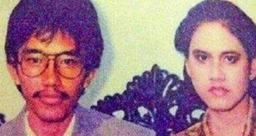 Jokowi dan istrinya, Iriana. (AriePrastyo)