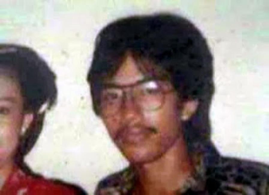 Jokowi waktu masih muda. (AriePrastyo)