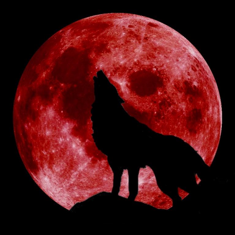 Gerhana Bulan Merah Total 3