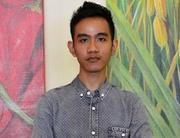 Gibran Rakabuming Raka anak presiden Jokowi. (Kapanlagi)