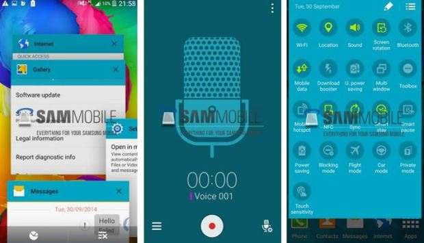 Samsung Galaxy S5 Update Android Lollipop