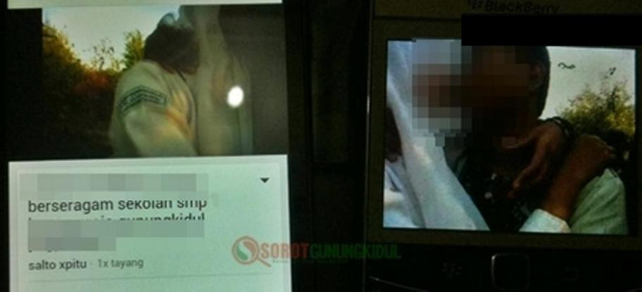 Video mesum siswi SMP di Gunungkidul, apa tindakan sekolah?