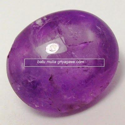 Batu Permata Kecubung Ungu Kecubung Kalimantan 09 | SI MOMOT