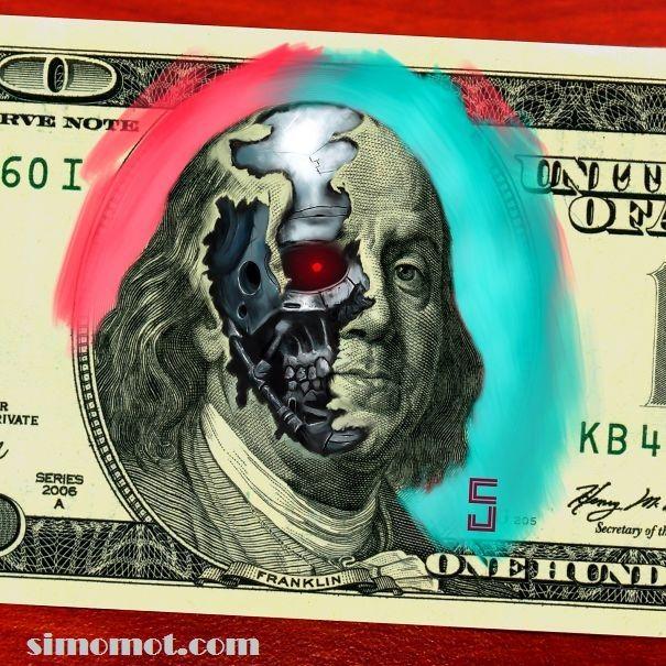 605 x 605 in lihat nih gambar pahlawan di uang dolar as dicoreti