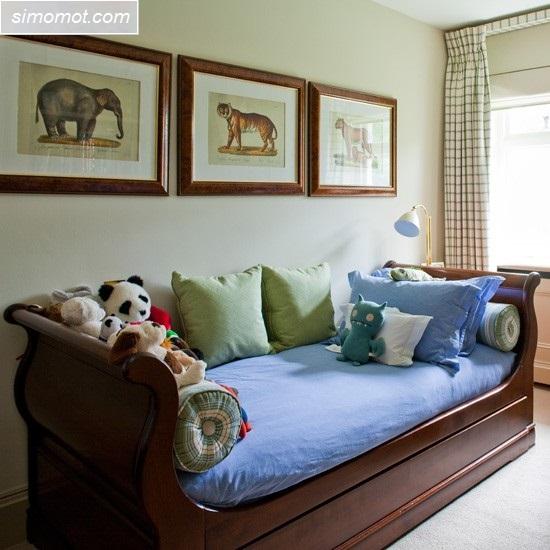 desain interior kamar tidur anak sederhana 16 si momot