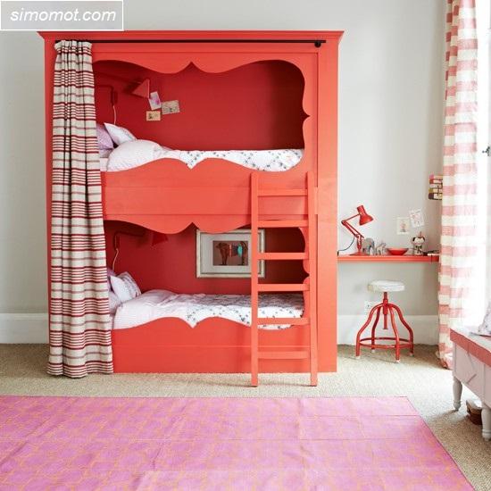 desain kamar tidur anak laki laki 6 si momot
