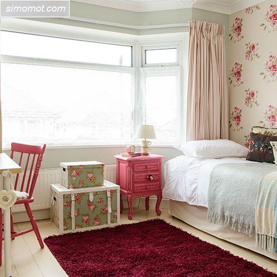 gambar desain interior kamar tidur anak 15 si momot. Black Bedroom Furniture Sets. Home Design Ideas