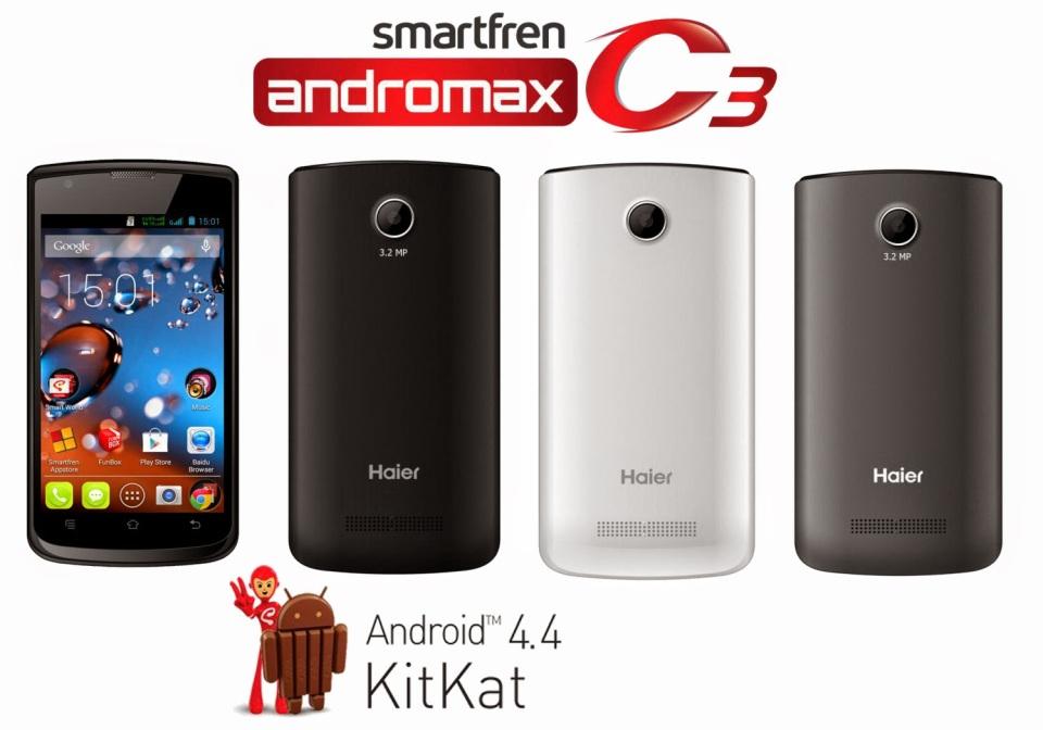 Smartfren Andromax C3 | Si MomoT