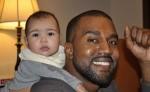 Wow! Kanye West habiskan Rp 925 juta untuk kado Natal anaknya