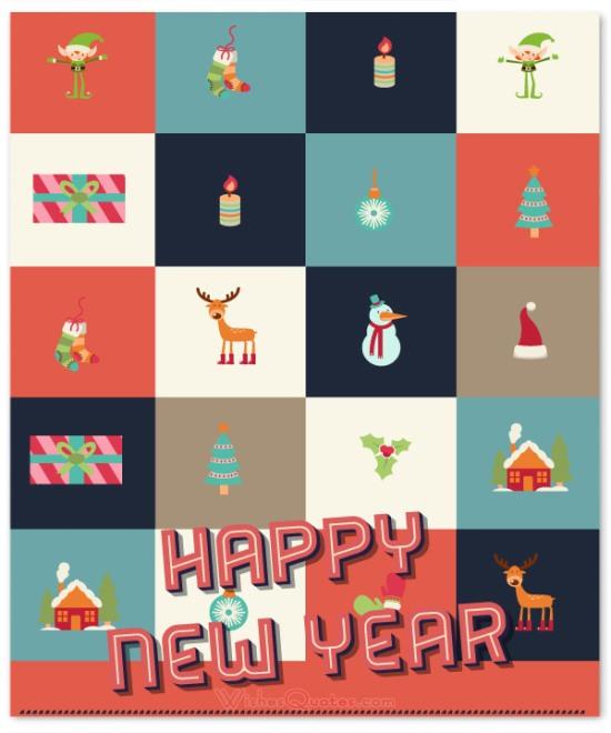 Gambar Keren Dan Lucu Ucapan Happy New Year 2015