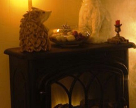 Gambar foto hiasan dekorasi unik pohon natal