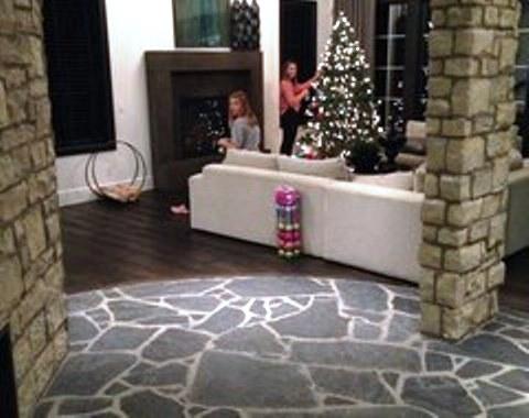 Foto contoh desain dan dekorasi pohon natal (90) « Si MomoT
