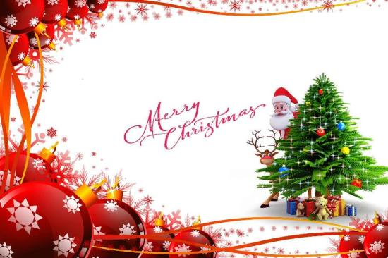 gambar keren DP BBM dan kartu ucapan selamat Hari Natal (3)