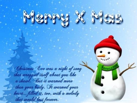 gambar lucu unik DP BBM dan kartu ucapan selamat Hari Natal  (4)