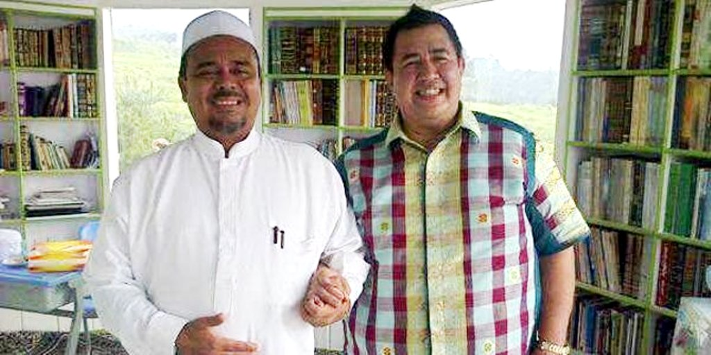 Ada rekaman suara Habib Rizieq haramkan ganggu Natal – SI ...