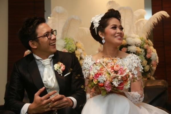 pernikahan gracia indri-davidnoah 2