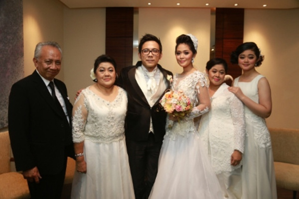 pernikahan gracia indri-davidnoah 3