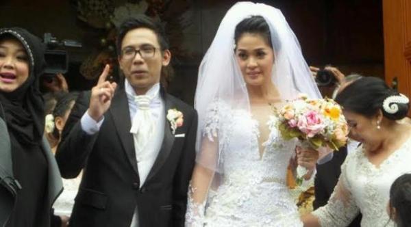pernikahan gracia indri-davidnoah 4 lipuan6